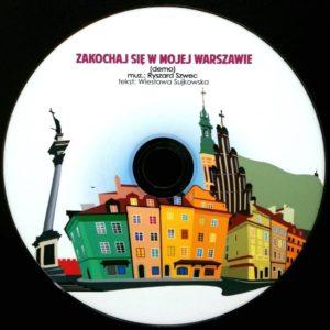 Musical Zakochaj się w Mojej Warszawie - Wiesława Sujkowska