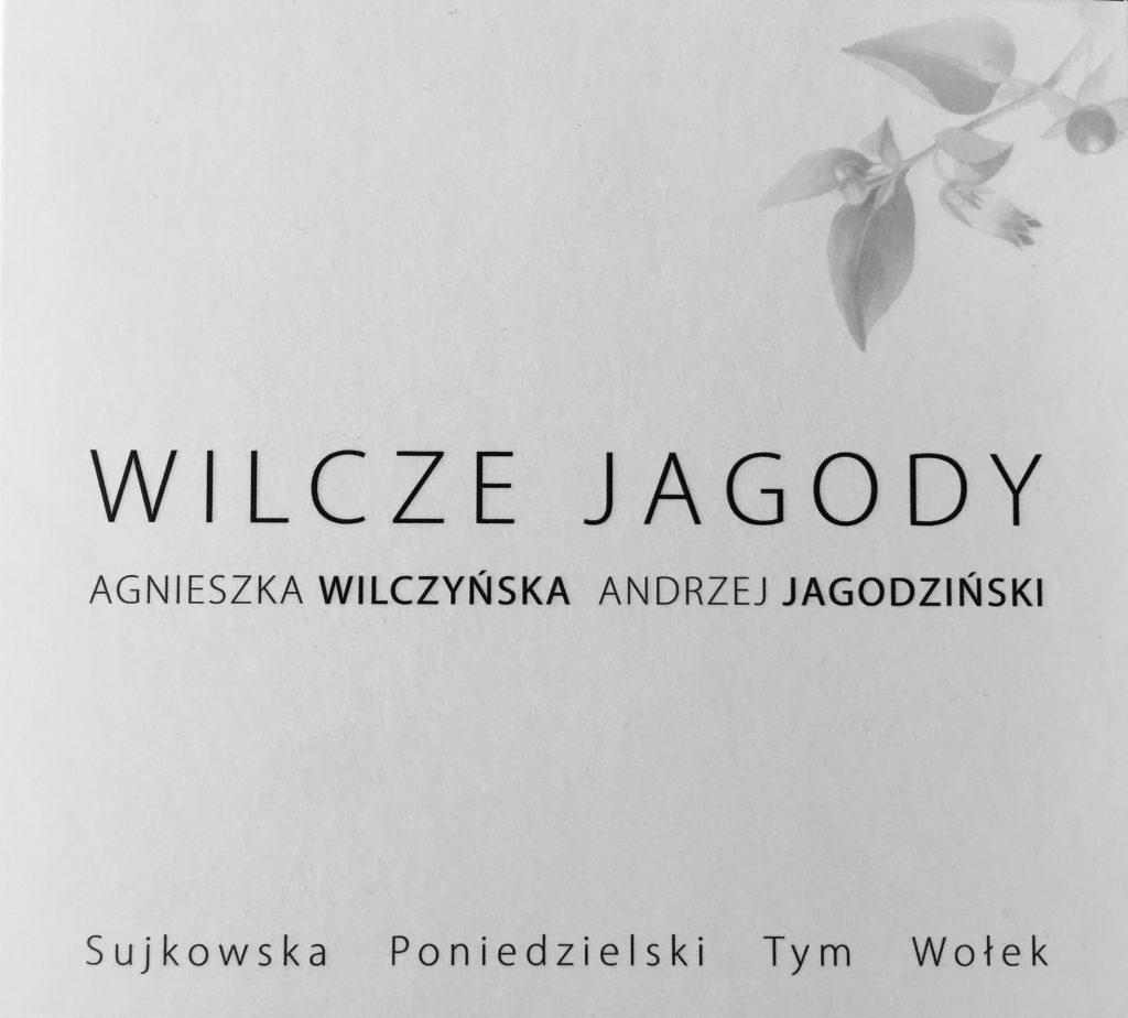 Wilcze Jagody Płyta